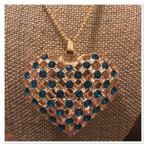Heart Necklace 💙